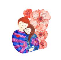 Amantes. Un proyecto de Ilustración de Budupí Budupí         - 14.02.2018