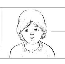 STORYBOARD Spot Orange. A Illustration project by Mar Oliver         - 19.02.2018