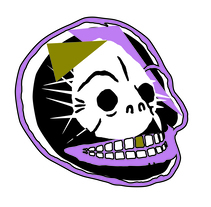 Cheap Monday skull logo competition. Un proyecto de Diseño gráfico e Ilustración vectorial de Sara Caride Carrera         - 21.02.2018