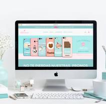 Dulcíssimo. Un proyecto de Diseño gráfico y Diseño Web de Rebeca Gordillo Escobar         - 03.05.2017