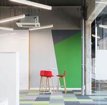 Fotografía de Interiores: Oficinas Reig Jofre. Um projeto de Fotografia e Retoque digital de David Campillo Ribas         - 06.03.2018
