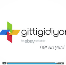 GİTTİGİDİYOR.COM TVC / 2013. A Advertising, Film, Video, TV, and Production project by H. Oben özyakalı         - 09.03.2018