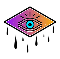 traditional eye. A Design, and Vector illustration project by Javier González Arroyo         - 13.03.2018