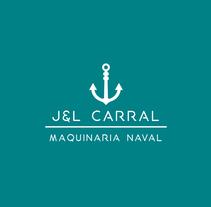 J&L Carral - Rebranding. Um projeto de Br, ing e Identidade e Design gráfico de María Prego         - 13.03.2018