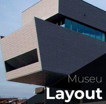 Museo del Diseño de Barcelona. Um projeto de Design gráfico de javierdiaz_jpg         - 14.03.2018