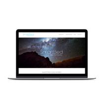 Web Smartbed Company. Um projeto de Design gráfico, Web design e Desenvolvimento Web de Guillermo Centurion         - 18.09.2017