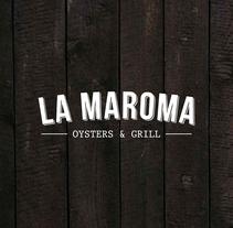 Menú Restaurant La Maroma. Um projeto de Design gráfico de Paola Villegas         - 16.03.2018