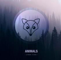 Animals. Un proyecto de Ilustración de Antía Díaz         - 22.03.2015