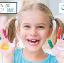 Campaña de Publicidad para Clínica Dental. Um projeto de Publicidade e Marketing de ALUNARTE diseño y comunicación         - 23.03.2018