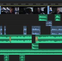 Mi Proyecto del curso: Montaje audiovisual profesional con Adobe Premiere Pro. A Film, Video, TV, and Film project by DOCTOR RESACA (Alfredo Alegría)         - 24.03.2018