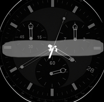 Swatch. A Motion Graphics, Film, Video, TV, 3D, Animation, and Video project by Xavier Galceran         - 25.03.2018