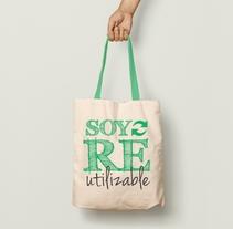 Diseño de bolsas ecológicas. Um projeto de Design, Design gráfico e Serigrafia de María Paz Pagnossin         - 04.04.2018