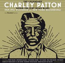 Charley Patton. Un proyecto de Diseño gráfico y Packaging de Comunicom         - 16.04.2018