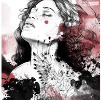 GRL PWR. A Illustration project by Cristina Fernández         - 23.04.2018