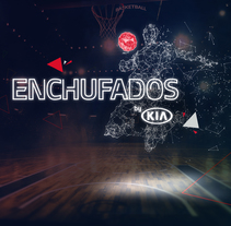 Enchufados. A Art Direction, and Web Design project by kanitres         - 26.04.2018